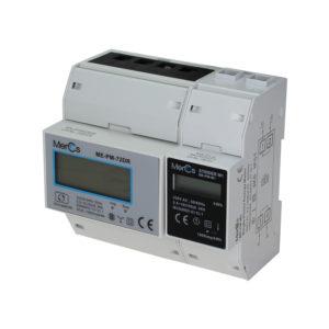DIN Mount kWh Meters