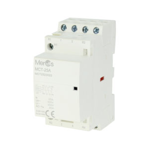Modular Contactors and Plug-in Relays