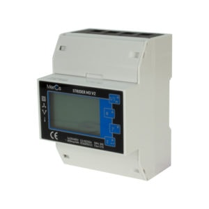 DIN Mount Multifunction Energy Meters