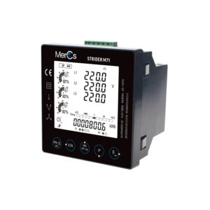 Panel Mount Multifunction Energy Meters